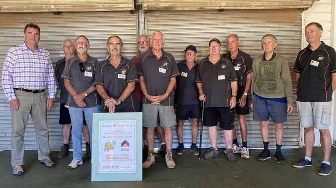 TOOLS DOWN: Local Men's Shed to shut up shop