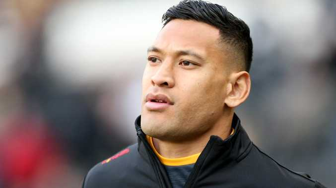 Explosive war erupts over Folau's NRL return