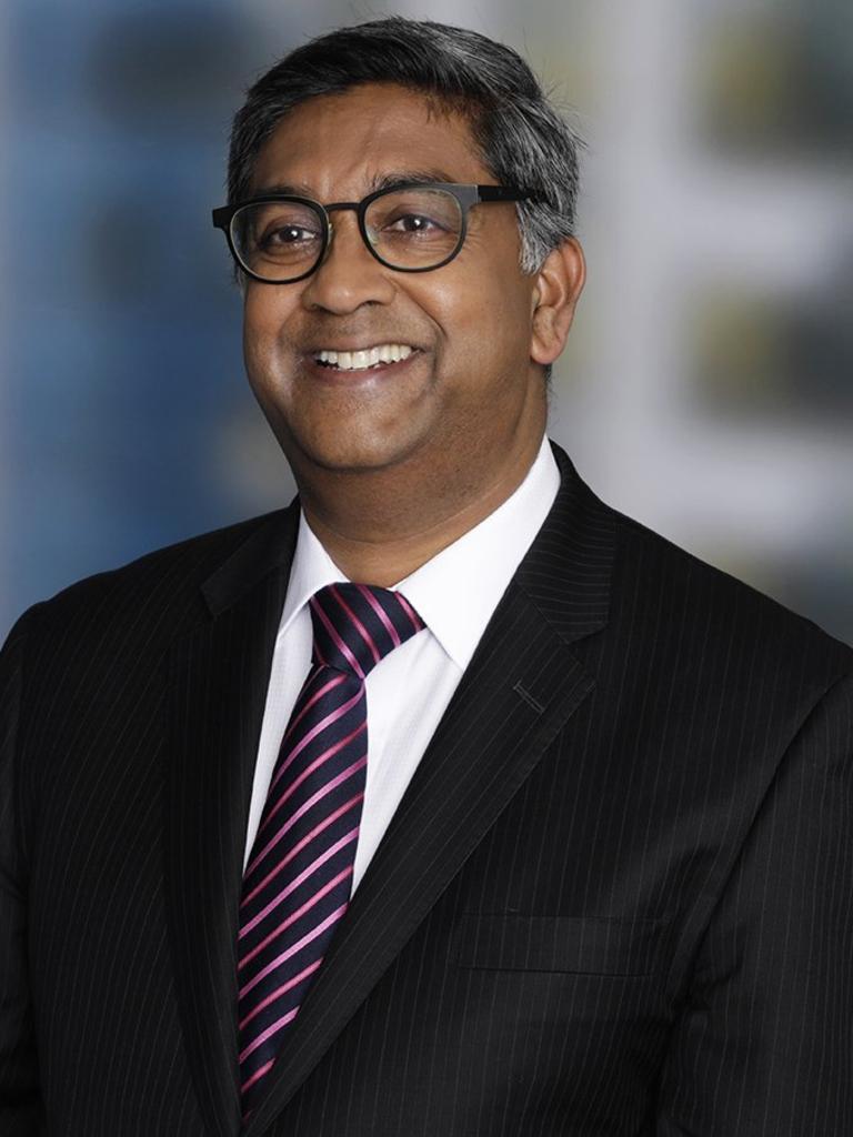 Deloitte Australia Access Economics lead partner Dr Pradeep Philip.