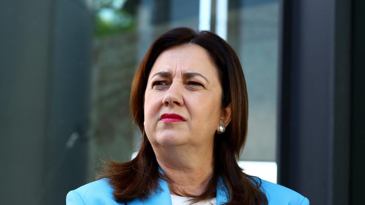 Queensland Premier Annastacia Palaszczuk. Picture: David Clark