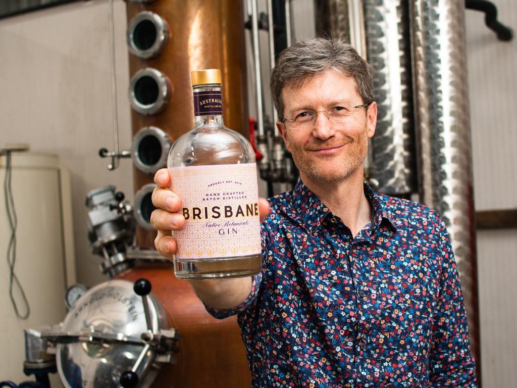 Demand for Australia gin is booming. Picture: Dallas Kilponen.