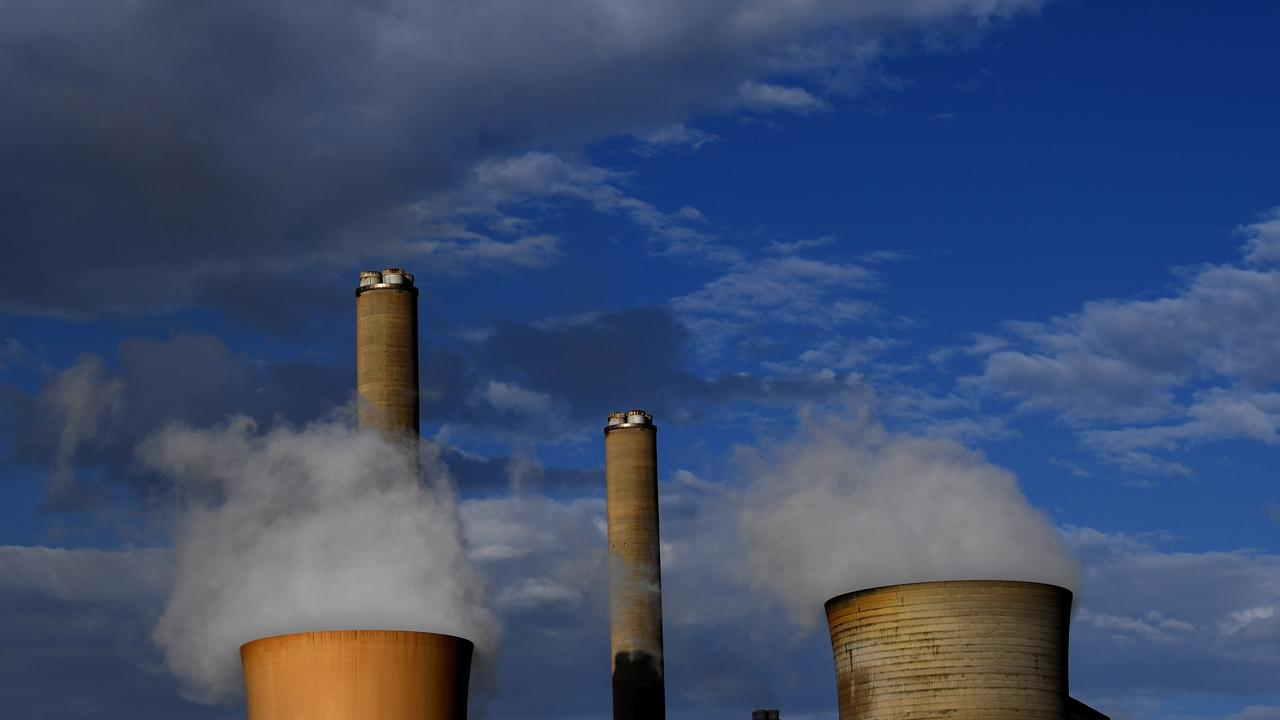 Fossil fuels are the big climate change driver for Australia. Picture: AAP Image/Julian Smith.