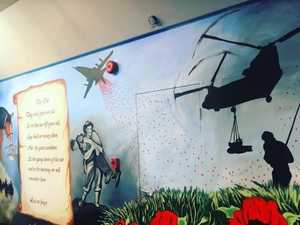 Reports of plans to wipe out RSL mural sparks fierce outrage
