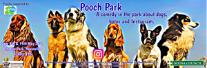 A comedy in the park about dogs, botox and Instagram.