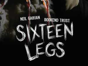 Sixteen Legs Opening Night
