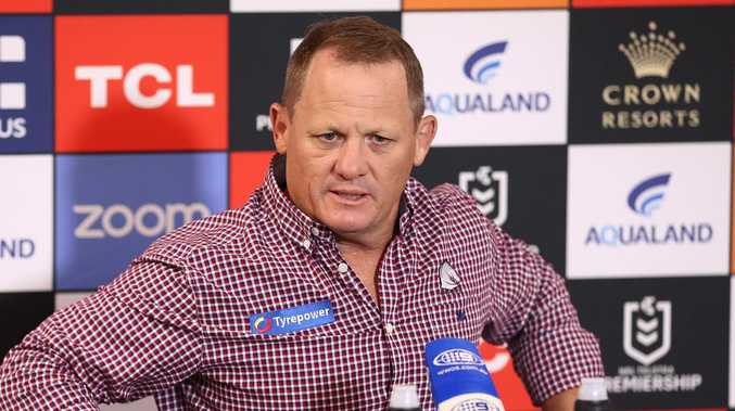 Revealed: What Kevvie said to fire up Broncos