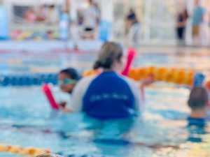 Gladstone kids make a splash in latest swim comp