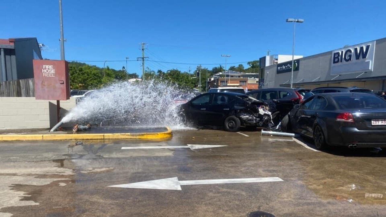 Lee John Kiely was arrested in the Nambour Plaza carpark on March 25 after he allegedly attempted to drive away from police who had approached his car. Picture: File.