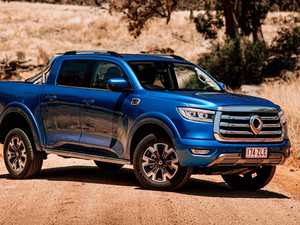 Dramatic improvement for all-new dual-cab ute