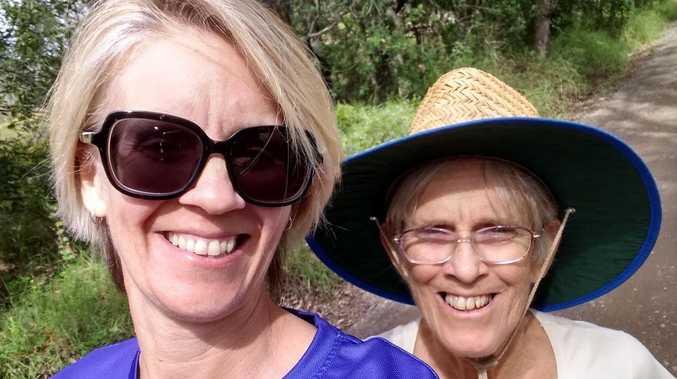 Dalby woman's incredible charge to fight ovarian cancer