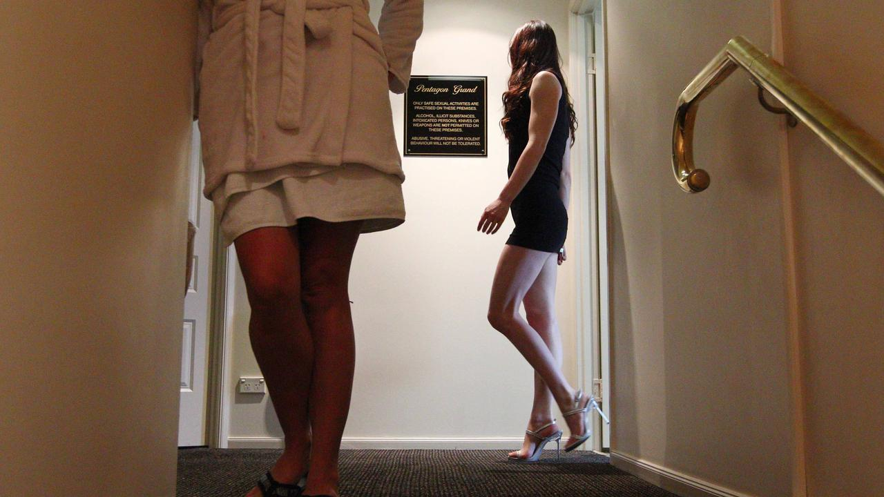 The State Government will look at whether prostitution laws should be amended.