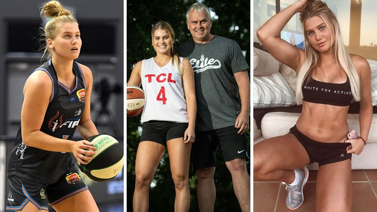 Shyla Heal is following in her famous father's footsteps after being taken inside the top-10 for Friday's momentous WNBA Draft.