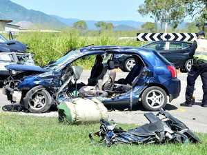 Boys still fighting for life after highway crash