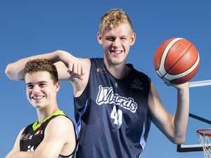 The 7ft 14-year-old athlete dominating Qld sport