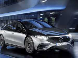 Mercedes reveals amazing new car