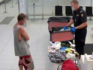 'Bafflingly stupid' ploy to smuggle cocaine from Thailand