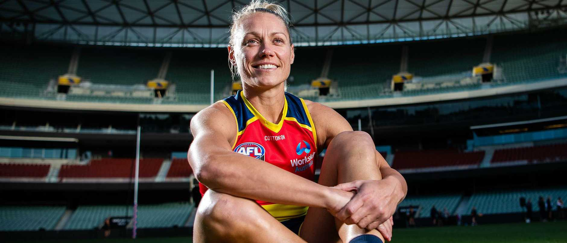 She's one of the most-loved footballers of the past five years, but the 2021 season hasn't been easy for Erin Phillips. This is how she bounced back.