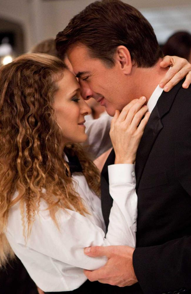 Sex and the City WITHOUT Mr. Big? Say it ain't so.