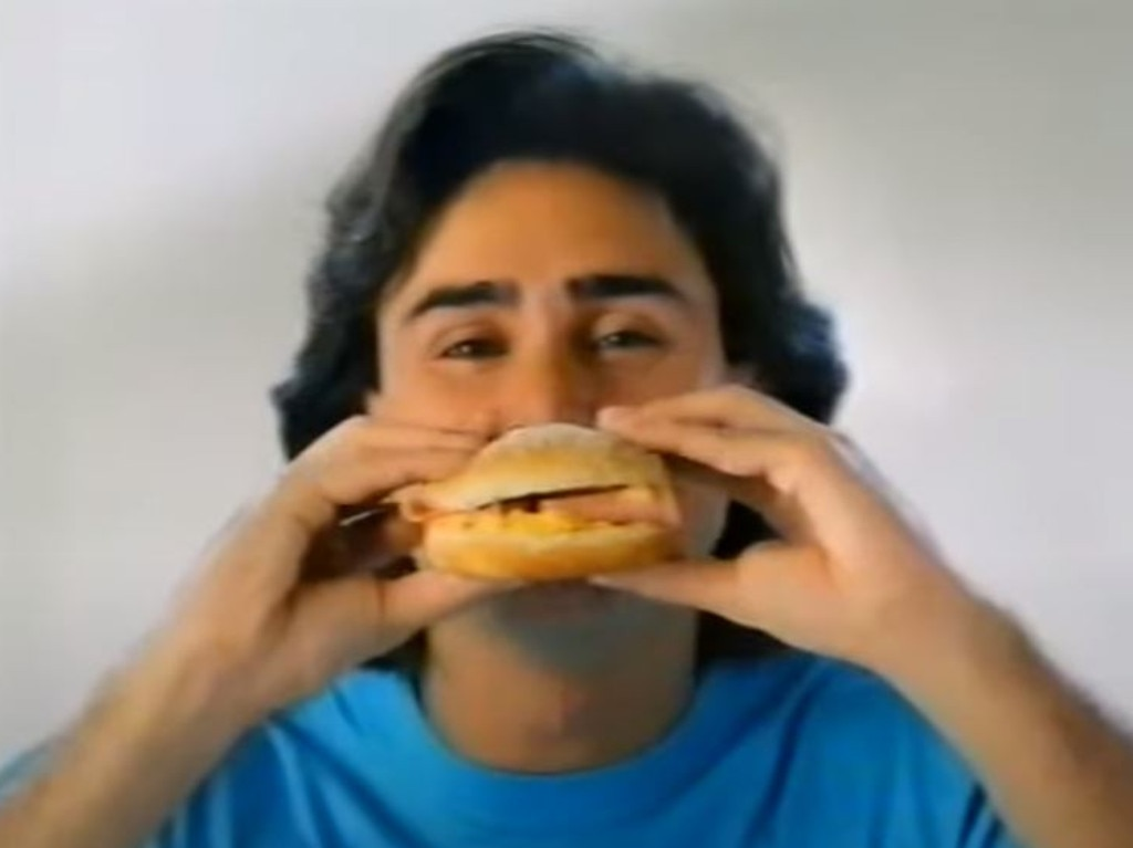 The Yumbo burger was a cult favourite during the 1970s and 1980s.