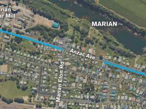 No green light for Marian, Hay Point road upgrades
