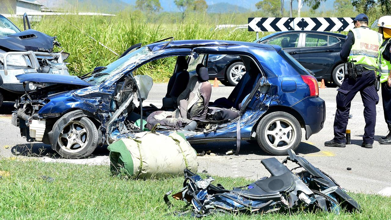 A pair of teenage boys remain in a critical state at hospital after being injured in a horrific crash on their way to a camping trip on Thursday.