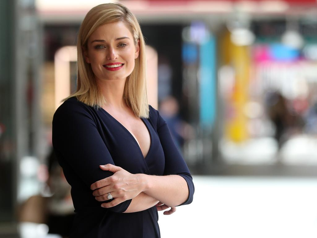 National Retail Association boss Dominique Lamb says there is definitely a generation shift in the way people are shopping, and haggling is a dying art. Picture: Peter Wallis