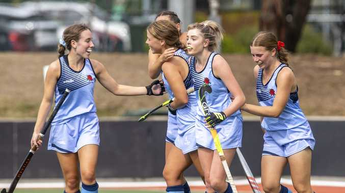WATCH LIVE: U18 Australian Hockey Gold Medal Games