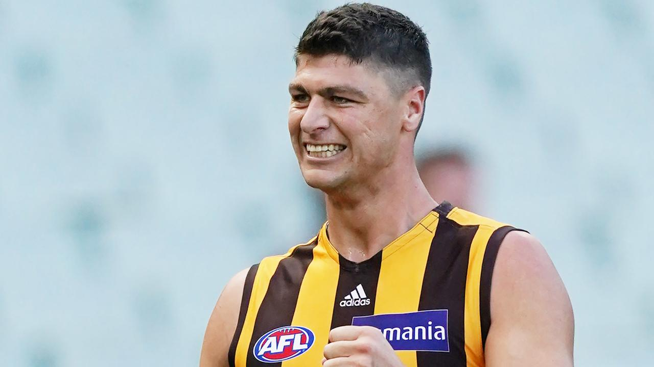 Jonathon Patton has played his last game of footy.
