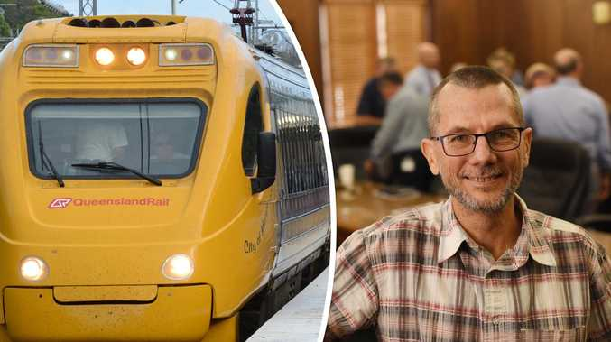 Why spending more in Brisbane will fix Gympie's trains