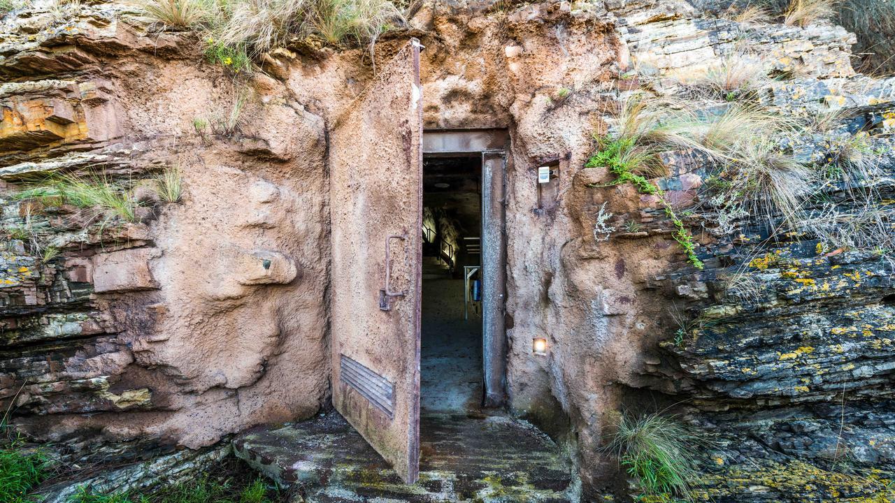 Tinderbox Wine Cave