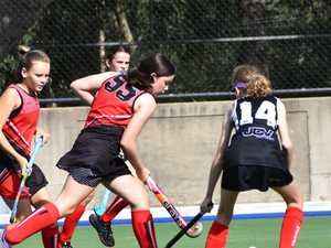 IN PHOTOS: Hockey action from Zone Carnival