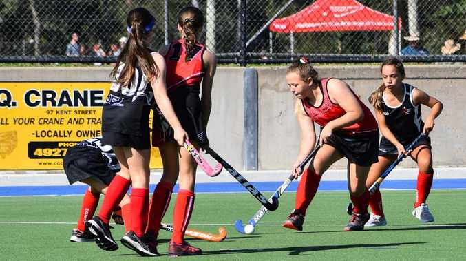 IN PHOTOS: CQ hockey players in action in Rocky