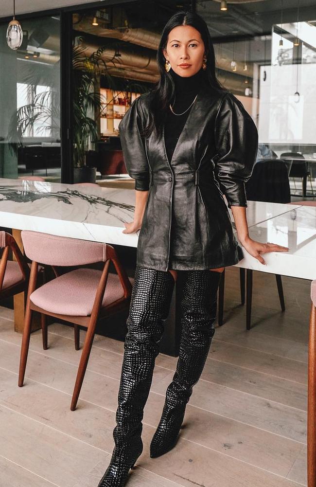 Revolve chief brand officer Raissa Gerona. Picture: Revolve
