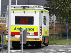 Driver injured after car slams into pole at Noosaville