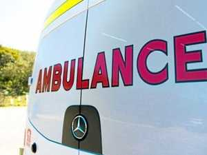 Child suffers leg injury after being hit by car