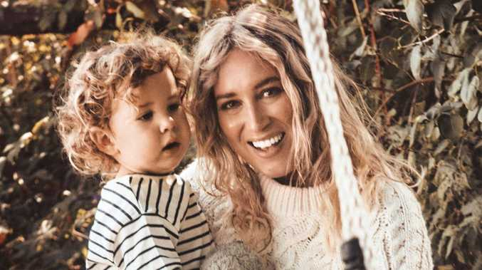 Phoebe Burgess: 'Being trapped in motherhood saved my life'