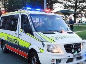 Man critical after horror Gold Coast crash