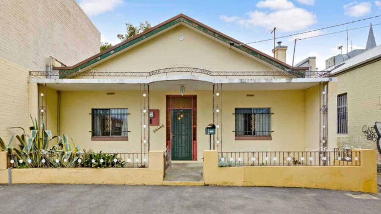 A deceased estate at 248 Rae Street, Fitzroy North, sold $751,000 above reserve in October for $2.351m.