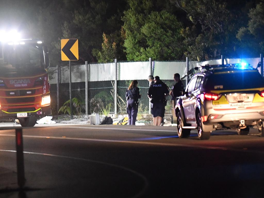 Queensland has recorded 83 road fatalities this year, 25 higher than this period last year. Picture: Patrick Woods.