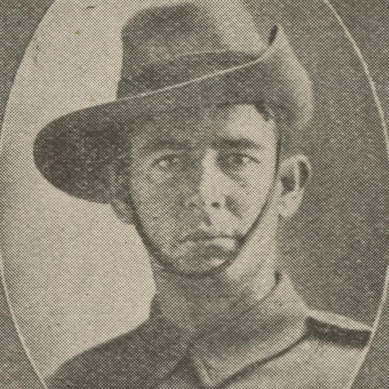 Patrick Devine in 1914.