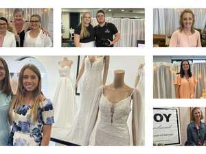 GALLERY: Bridal heaven at Hervey Bay expo