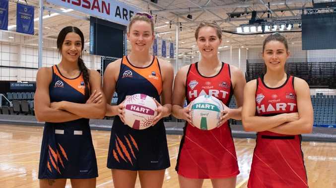 MATCH REPORT: Qld Netball Sapphire Series - Cougars vs QUT