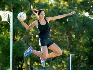 How netball star balances motherhood, on-court domination