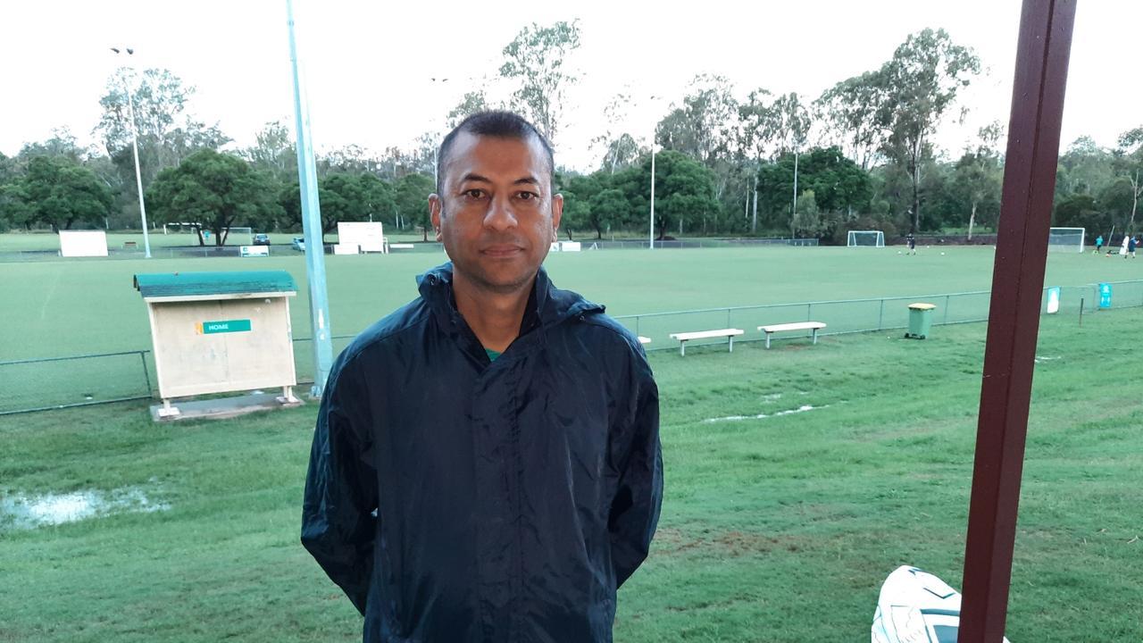 Western Spirit head coach Reginald Yaqub. Picture: David Lems