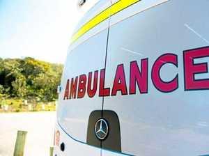One person injured in single vehicle crash in Maryborough