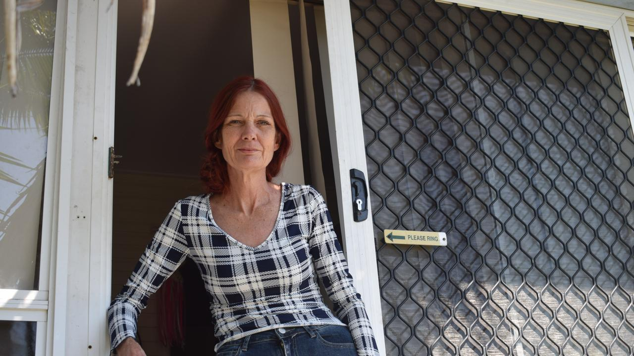 Kim Coleman, who has osteoporosis and scoliosis, has tried to get the disability pension from Centrelink but says the organisation has denied her application due to claims she has not been taking medication for anxiety and depression.