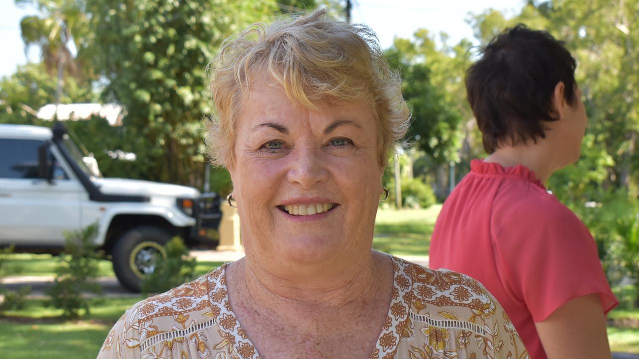 Helen Cronin is a woman of many badges. Picture: Lillian Watkins