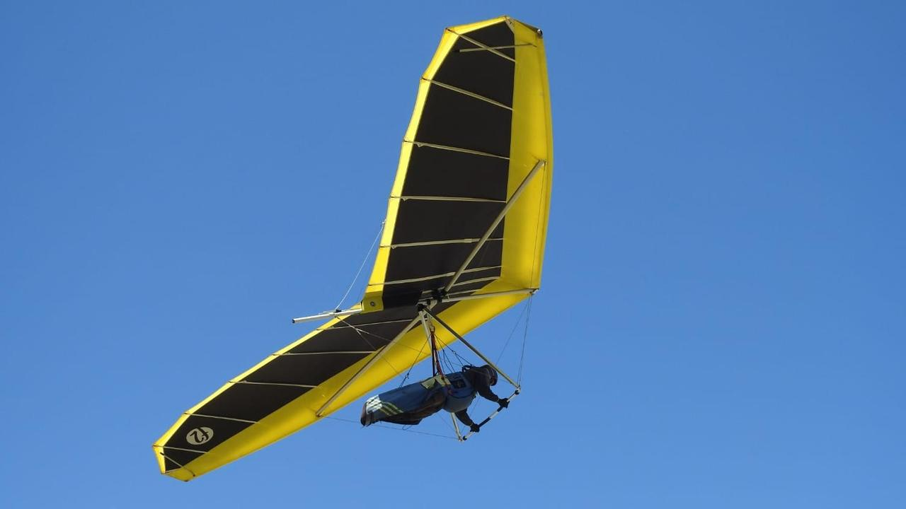A man was injured in a hang gliding incident at Sunshine Beach. Picture: File