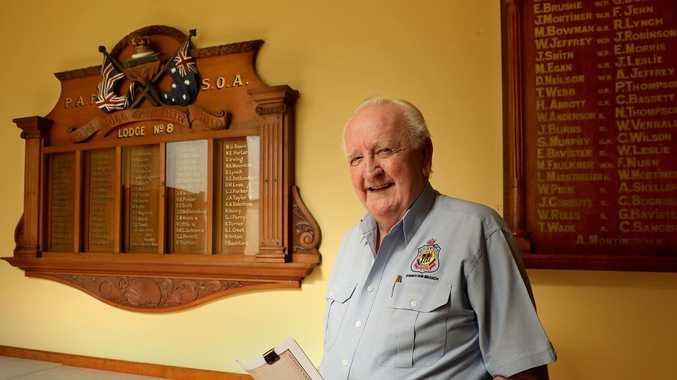 Tenacious veteran scores big win for lost soldiers