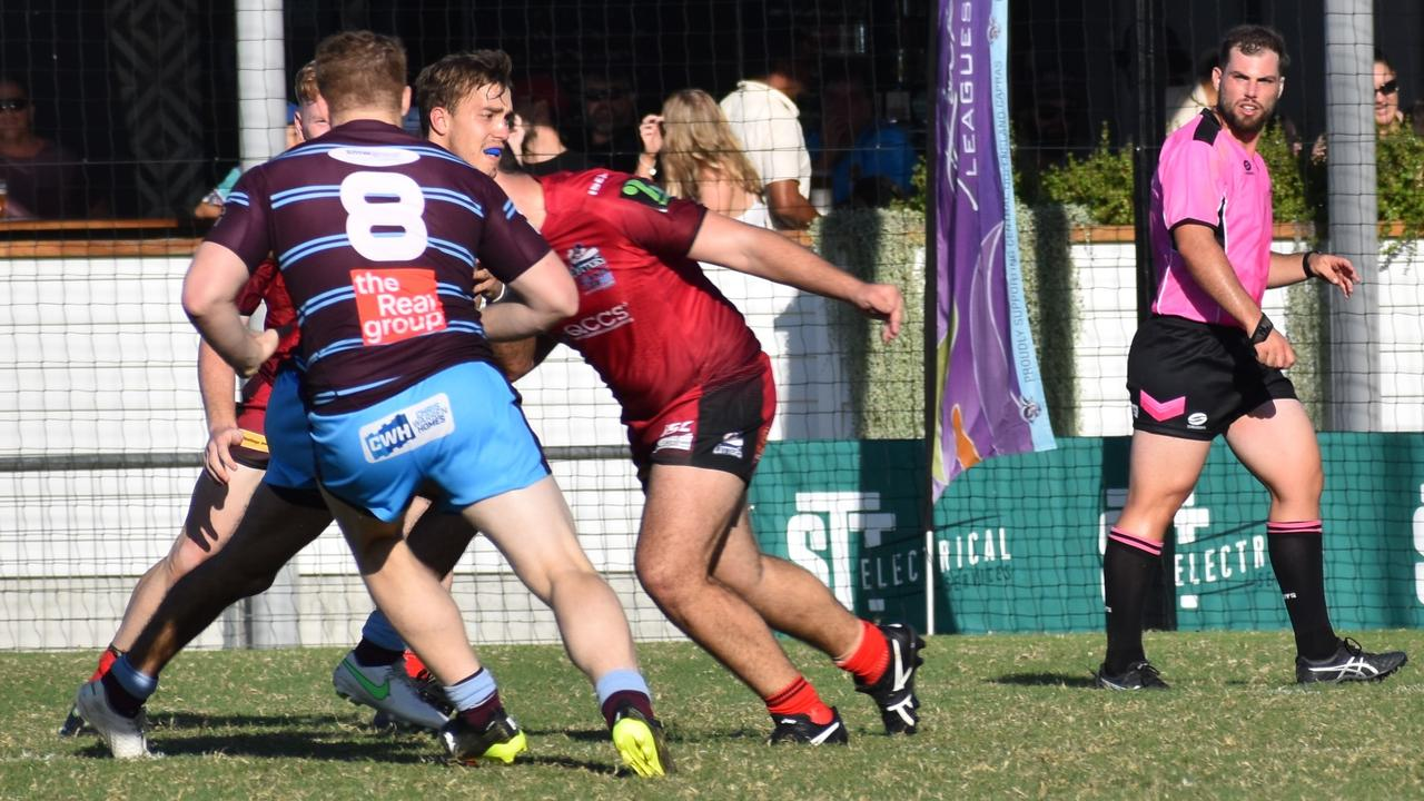 The CQ Capras Colts were in red-hot form against the Mackay Cutters.